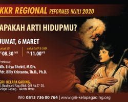 KKR REGIONAL REFORMED INJILI 2020